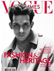 Vogue Hommes Magazine (English Edtion)