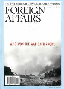 Foreign Affairs Magazine