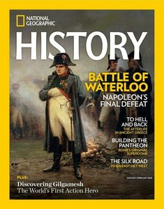 National Geographic History Magazine