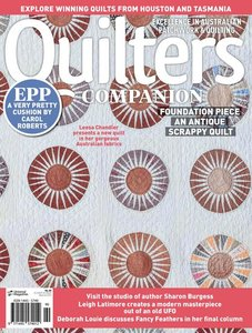 Quilters Companion Magazine