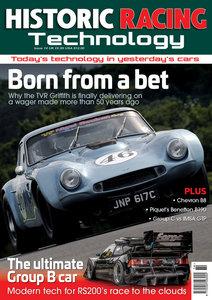 Historic Racing Technology Magazine