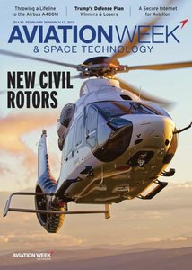 Aviation Week & Space Technology Magazine