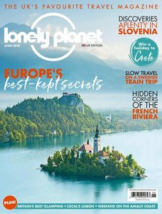 Lonely Planet Traveller Magazine