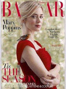 Harper's Bazaar (UK) Magazine