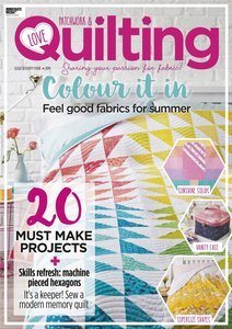 Love Patchwork & Quilting Magazine